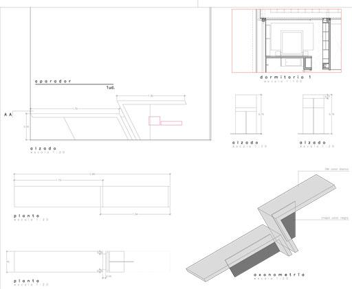 Os presentamos un nuevo interiorismo A-cero para una exclusiva vivienda situada a las afueras de Madrid