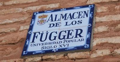 Un camino histórico entre Almagro y Almadén unido por la banca alemana