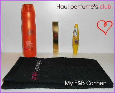 Perfume's Club: YSL, Maybelline, Wella
