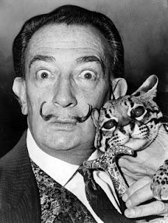 El surrealismo y Hollywood (1937), de S. Dalí