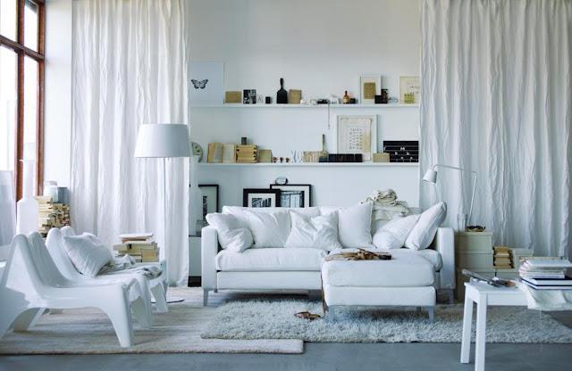 Nuevo Catálogo Ikea 2013. Salones