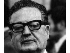 Pte. Salvador Allende: cronología