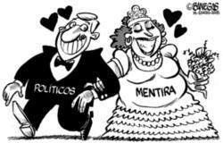 O Dia da Mentira deveria se tornar o dia oficial dos políticos brasileiros
