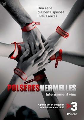 """""""Pulseras rojas"""" – 1º Temporada (Pau Freixas y Oriol Ferrer, 2001)"""