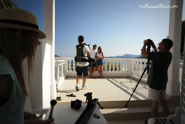 Making off Illa d'Or Hotel