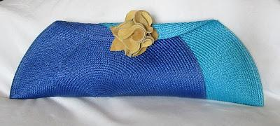 Cómo hacer un bolso de mano con dos manteles