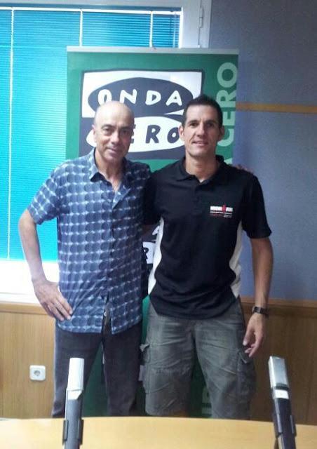 1000 km Non Stop con Pep Sánchez en el circuito de Montmeló (Barcelona) por Nacho y a favor de la investigación del Síndrome de Dent