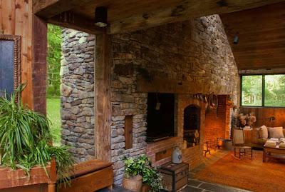 Muros de piedra rusticos paperblog - Imagenes de muros de piedra ...
