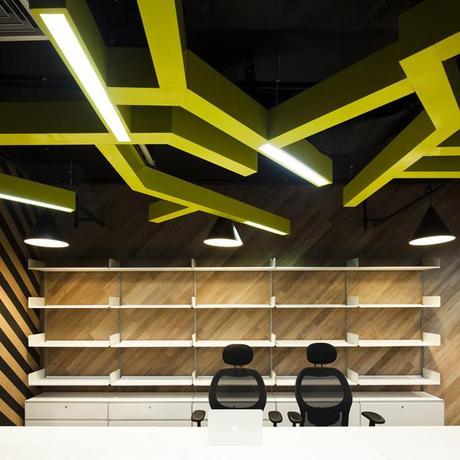 Oficinas creativas para trabajar