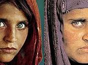 2002 'National Geographic' encuentra niña afgana ojos verdes
