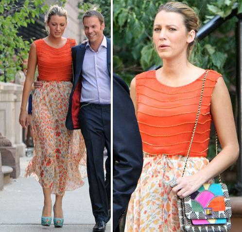 La moda en Gossip Girl: lo linda que está Serena!