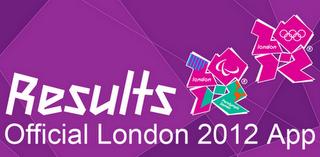 Apk Resultados de las Olimpiadas de Londres 2012