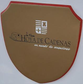 Bodega  Hoya de Cadenas en Las Cuevas de Utiel , Valencia (España)