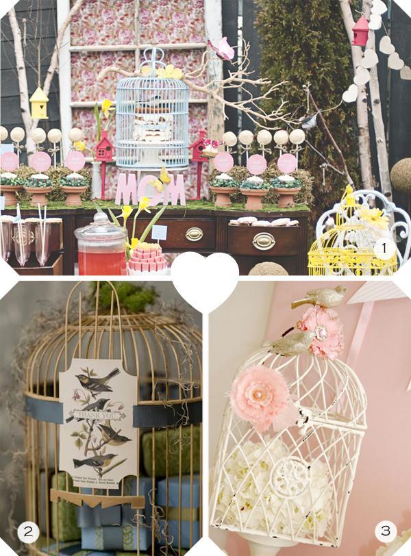Tendencias jaulas como decoraci n paperblog - Decoracion con jaulas ...