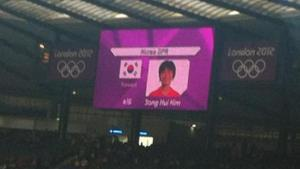 El primer error humano en los Juegos Olímpicos