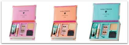 Make-up kits by Benefit