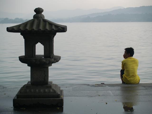 El Lago Oeste de Hangzhou