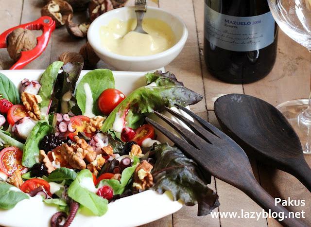 ensaladas frescas para el verano recetas