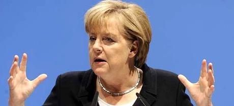 La ética protestante de Merkel y España