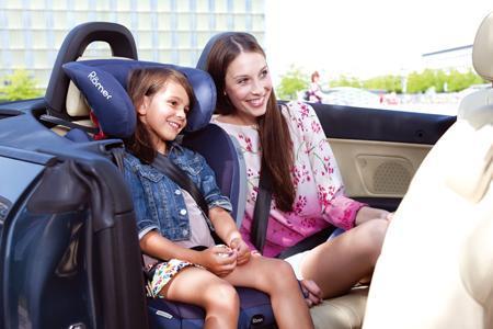 Especial sillas de auto operación salida (II)