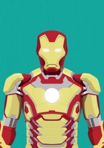 Joe Stone nos brinda su diseño de la Mark VIII de Iron Man 3