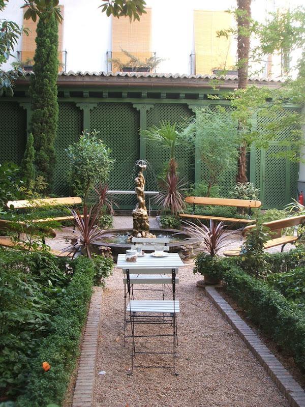 M s de 1000 ideas sobre cercas de privacidad en pinterest for Cafe el jardin madrid