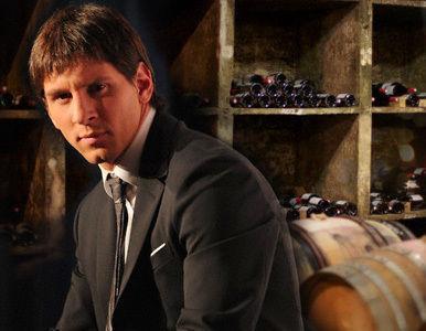 El vino de Leo Messi