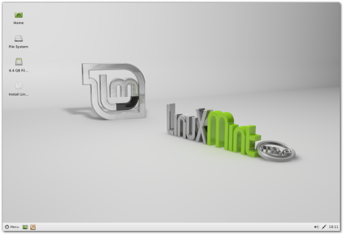 linux mint xfce Lanzado Linux Mint 13 con los escritorios KDE y XFCE