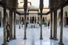 Patio Leones Alhambra recupera todo esplendor