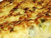 Tortilla papas verduras