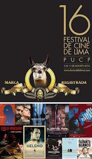 16º FESTIVAL DE CINE DE LIMA (2012)