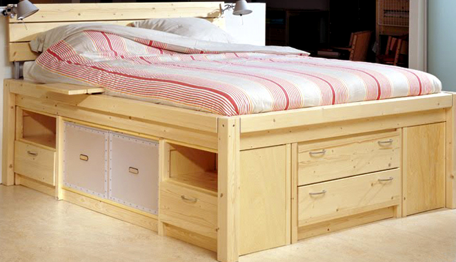 Muebles de madera ecol gicos y modulares paperblog - Muebles de salon modulares de madera ...