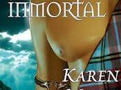"""highlander inmortal"""" Karen Marie Moning"""