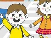 cómo enseñar niños cruzar calle