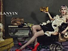 Lanvin invierte modelos