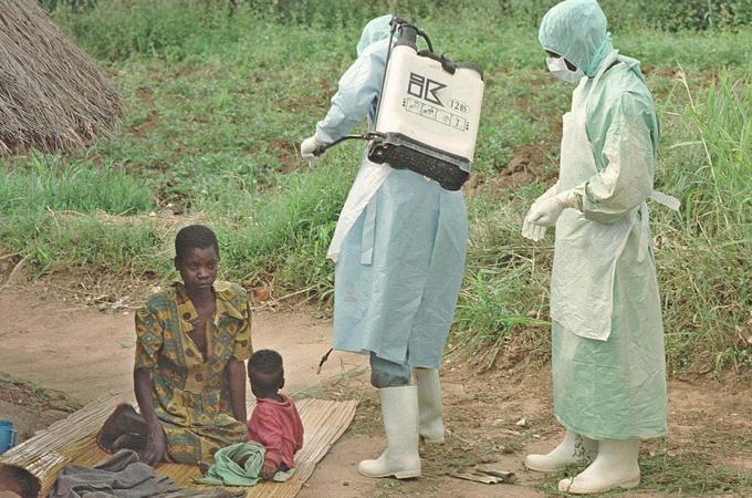 De nuevo un foco de ébola en Uganda