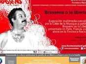 Brassens libertad, imagen selección fonográfica sobre cantautor francés Georges Fonoteca Nacional