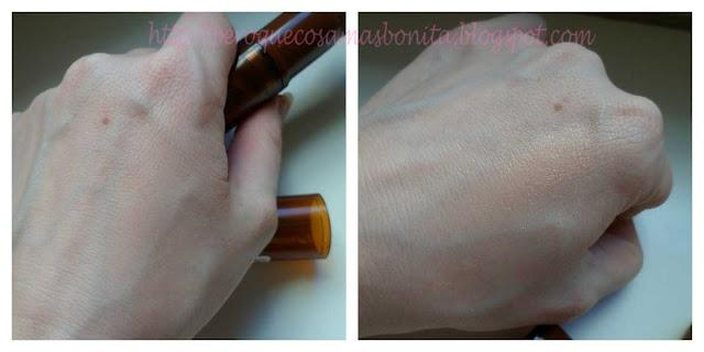 ¿Un toque de color en tu piel blanca? Polvos Irisados Honey Bronze de The Body Shop