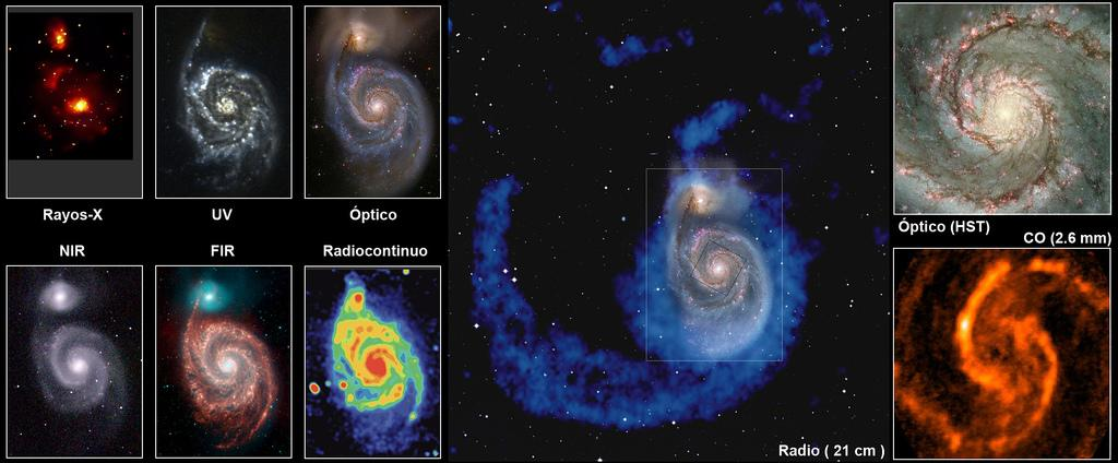 Galaxias: puzles con algo más que estrellas y gas