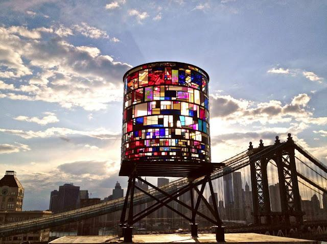 DecoArt: Watertower NY