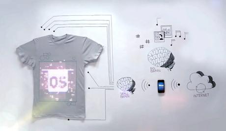 TshirtOS: Una camiseta con vida 2.0
