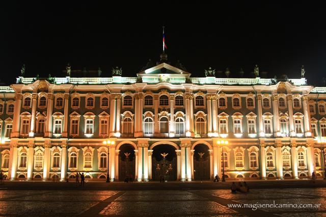 Qué hacer y ver en San Petersburgo