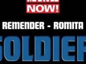 Rick Remender John Romita Capi Soldado Invierno Marvel NOW!