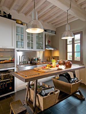 Cocina rustica de campo paperblog - Cocinas rusticas de campo ...