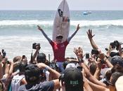 Julian Wilson Lakey Peterson campeones Nike Open Surfing 2012