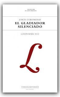 El gladiador silenciado, de Jordi Corominas