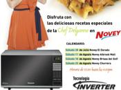 Curso cocina Panasonic Chef Delyanne
