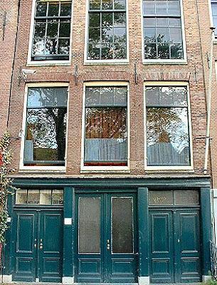 La casa de ana frank paperblog - La casa de ana ...