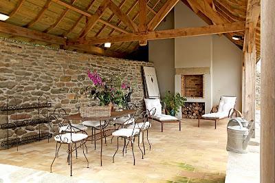 Casa de campo bretona rustica paperblog - Casa y campo rustico ...