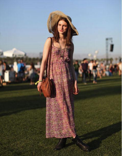 El look perfecto para los festivales